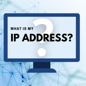 What is my IP address?